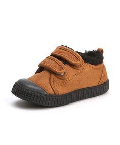 4207edcd0c223 Baby Girls Boys Warm Winter Anti-Skid Slip-on Outdoor Snow Boots(Toddler Little  Kid) - B-brown - C418M3NE639