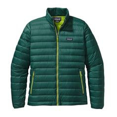 Patagonia Men\'s Down Sweater Jacket - Arbor Green ABRG