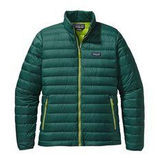Patagonia Men\'s Down Sweater Jacket - Arbor Green ABRG