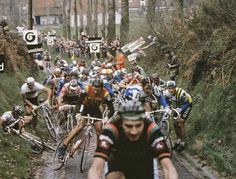 Tour of Flanders or Ronde van Vlaanderen. First raced in 1913, one of the five monuments of cycling.