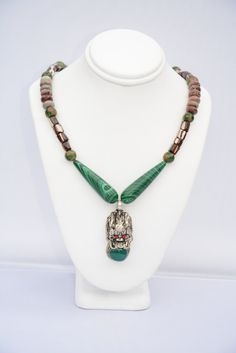 Buy Green Dragon Necklace. Dragon Necklace. Dragon Pendant. Dragon Jewelry. Tibetan Dragon. Fantasy Jewelry. Men's Necklace. Men's Jewelry by flashinfashinjewelry. Explore more products on http://flashinfashinjewelry.etsy.com