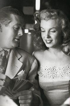 marilyn monroe 1949 photoplay | marilyn on the love happy tour 1949 marilyn with actor don defore
