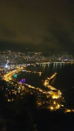 Antalya, Airplane View
