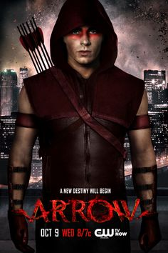 Arrow TV Series Season 2   ... Harper will become Speedy/Red Arrow for the next season on the CW