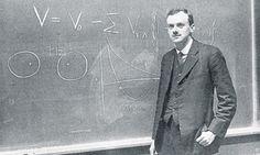 """""""Physikalische Gesetze sollten mathematische Schönheit besitzen."""" Paul Dirac (1902–1984). / Bild: Archiv"""
