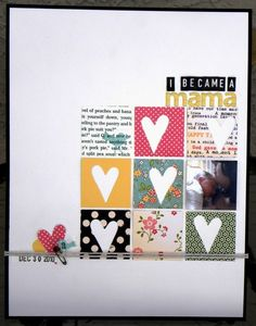scrapbooking round-about-the-little-one-s