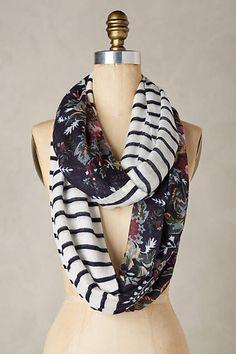Allegria Infinity Scarf - anthropologie.com Ways To Wear A Scarf, How To  Wear 1624c76dd795