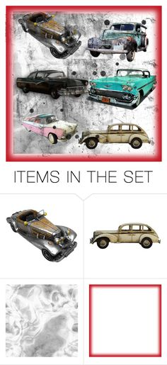 """""""Classic Grunge"""" by swgcreations ❤ liked on Polyvore featuring art, vintage and cars"""