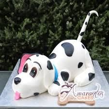 Image result for 101 dalmatians cake images