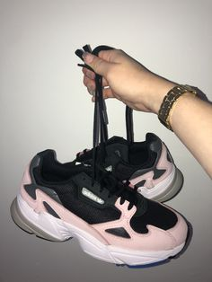 pretty nice dc56a 7af1d adidas falcon sneaker yeezy kyliejenner nails pink sneakerhead