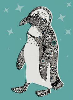 Penguin    by Rachel Russell