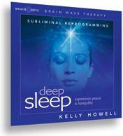 Deep Sleep brainwave entrainment