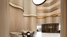 View photos of the contemporary Conrad Washington, DC hotel, offering luxury accommodations. Hotel Lobby Design, Lobby Interior, Interior Architecture, Interior Design, Hotels And Resorts, Best Hotels, Luxury Hotels, Budget Hotels, Hall Hotel