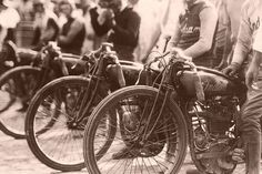 Indian® motorcycles achieved countless victories on the racetrack.