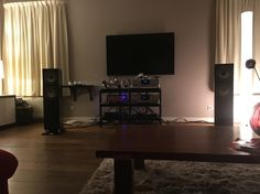 This fantastic Hifi combination sounds superb! Amplifier Leben CS300F, Tannoy Revolution xs 8F, MBL reference CD transport and reference DAC, Vyger Baltic M and Octave pre-phono EQ2, BlueSound Vault2 as media server! So good sound you don't want to sell it!!!!