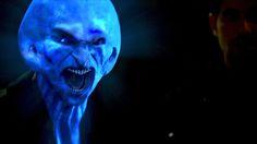 Gluhenvolk - rare reptilian Wesen prized for it's bioluminescent skin