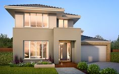 The Vaucluse Home - Browse Customisation Options | Metricon