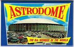 Houston Texas Astrodome