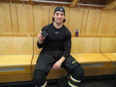 Congrats to former T-Bird Brenden Dillon on scoring his first NHL career goal with the Dallas Stars