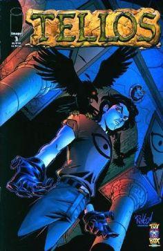 Image Comic Books | TELLOS | ComicsPriceGuide.com