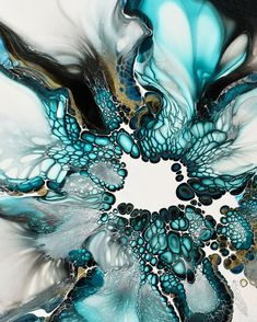 Giclee Fine Art Print of my original fluid acrylic painting. Printed on the very best German Hahnamuhle cotton fine art paper with a thickness of GSM This stunning print is also available on premium photo paper. The art paper is a little thicker Get acryl Acrylic Pouring Art, Acrylic Art, Flow Painting, Pour Painting, Fluid Acrylics, Ink Art, Art Techniques, Resin Art, Artwork
