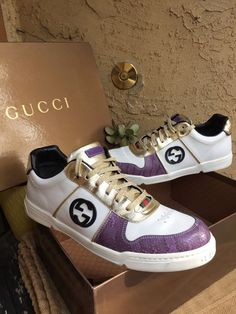 9c2dd93e122 AUTH GUCCI MENS SHOES SNEAKERS GG FIFTH AVENUE PYTHON Ltd ed. 10 MADE IN  ITALY  fashion  clothing  shoes  accessories  mensshoes  casualshoes (ebay  link)