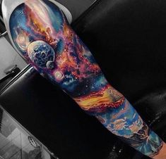 elegant_colored_big_space_themed_tattoo_on.jpg (800×768)