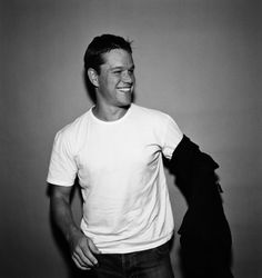 @Gena Morris Have I ever told you my hubby resembles Matt Damon.