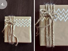 THE RUFFLE HOUSE- DIY Gift Wrap Part 3