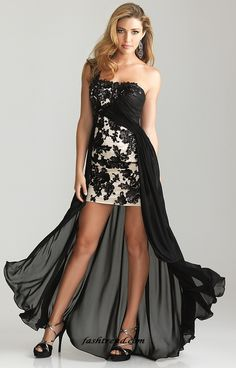 lace formal dresses | Night Moves Lace Prom Dresses 2013 Collection