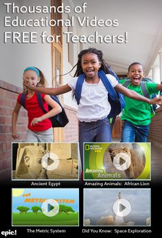 Instantly access high-quality books for kids Educational Videos, Educational Activities, Learning Resources, Teachers Toolbox, Teacher Tools, Kindergarten Inquiry, Preschool, Online Books For Kids, Librarians