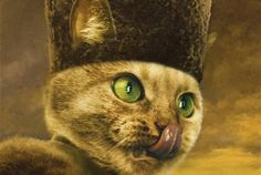 10 Of History's Most Power-hungry Cats