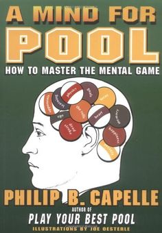 A Mind for Pool: How to Master the Mental Game by Philip B. Capelle http://www.amazon.com/dp/0964920417/ref=cm_sw_r_pi_dp_BbXGvb1414DXF
