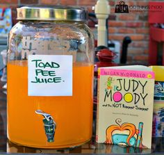 100 Things 2 Do: Kid's Book Club - Judy Moody and the NOT Bummer Summer Summer Story, Summer Fun, Summer Ideas, Peter H Reynolds, Judy Moody, Kids Book Club, Cool Patches, Readers Workshop, Book Crafts