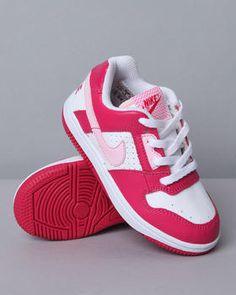 2905251629 $34.00 Nike Little Delta Force Low Sneakers for Girls @ DrJays! http://
