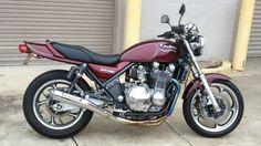 1993 Kawasaki ZR1100 Zephyr