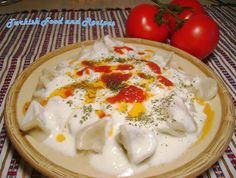 Turkish Dumpling (Manti). This is Sinan favorite. Going to have to give this a try on Labor Day weekend.