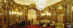 Peles Castle Interior | Peles Castle: Inside by ~Alex230 on deviantART