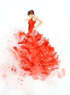 Rachel Mcnaughton - Flamenco3