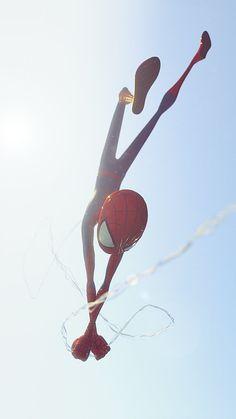 ArtStation - Spiderman , Alejandro Albarracin