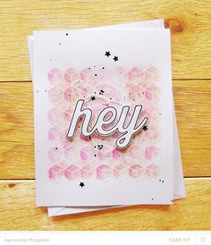 hey | Just made from paper...
