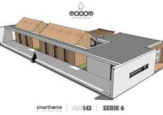 Residenziale & Smarthome   MODOM   Prefab Architecture & Design