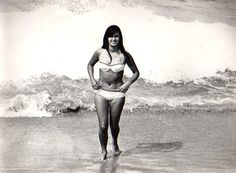 """The inspiration for """"The Girl from Ipanema"""" was a beautiful, tanned teenaged girl named Heloisa (""""Helô"""") Eneida Menezes Paes Pinto who lived on Rua Montenegro in Ipanema and used to """"sway so gently"""" past the Veloso bar on her street as she made her way to the beach or around town. READ MORE..."""