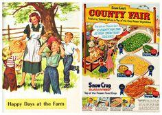 vintage farm ads - Google Search
