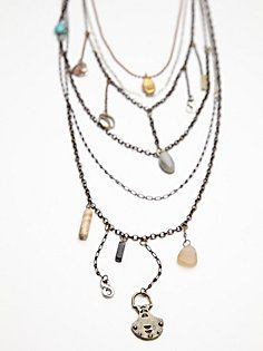 Multi Charm Rosary $38... Got this in the color shown (Copper/Brown)