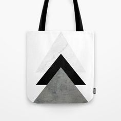 "Arrows Monochrome Collage Tote Bag by ARTbyJWP from Society6 #totebag #bag #handbag #totes #arrows #minimalist ---  Our quality crafted Tote Bags are hand sewn in America using durable, yet lightweight, poly poplin fabric. All seams and stress points are double stitched for durability. Available in 13"" x 13"", 16"" x 16"" and 18"" x 18"" variations, the tote bags are washable, feature original artwork on both sides and a sturdy 1"" wide cotton webbing strap for comfortably carrying over your…"