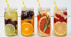 Descubre 6 recetas de agua con fruta natural para hidratarte este verano de la mejor forma y con todo el sabor