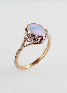 Opal Dream Ring | FernandoJewelry on Etsy