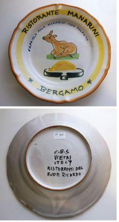 Piatti del buon ricordo anni 1960 - 2000 in vendita su eBay by rperale