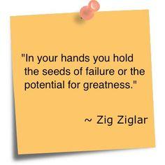 #ZigZiglar #quote #greatness